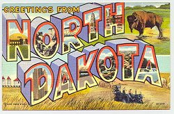 Go to the North Dakota Page